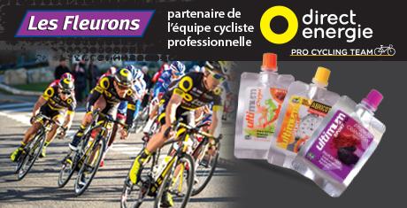 Sponsor de la team Direct Energy pour le Tour de france
